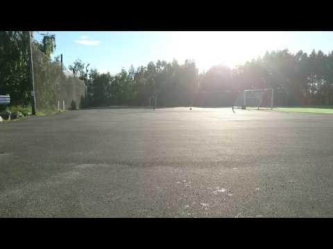 Quad copter Corner practice