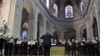 Hommage à Georges Jouvin, 6 décembre 2016, Eglise St Roch