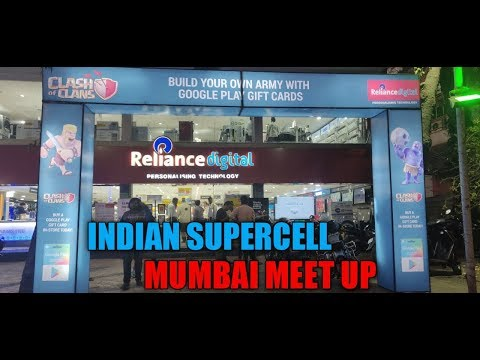 Clash Of Clans India! Mumbai Meet-up INDIAN SUPERCELL(Hindi)Sam1735