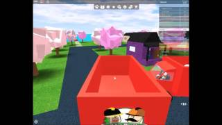 CJgreenbelt plays ROBLOX Work at a Pizza Place