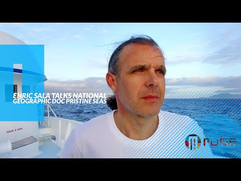 Enric Sala Talks National Geographic Doc Pristine Seas