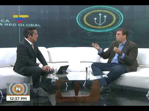 Carlos Vargas, Superintendente de Criptomonedas de Venezuela, entrevistado sobre el Petro