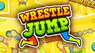 Wrestle Jump: Gameplay trailer - a free Miniclip game