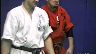 Андрей Кочергин: Техника рук в Кои и боевом ноже 3