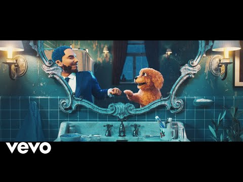 J. Balvin - Azul (Official Animated Video)