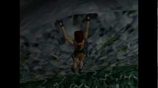 [OLD GAME] Tomb Raider 2 Gameplay PC - The Great Wall