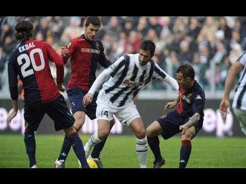 JUVENTUS Vs Cagliari 1-0 Serie A 2015 Highlights
