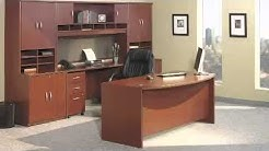 """Series C"" Office Furniture by BBF (Bush Business Furniture)"