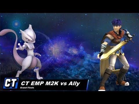 KTAR 8 - CT Mew2King Vs Ally - Grand Finals - Project M