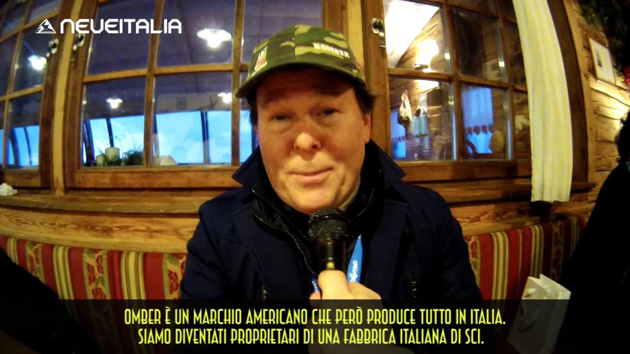 Bomber Ski Test in Trentino - Andalo Paganella - Intervista a Robert Siegel