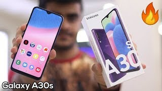 Galaxy A30s Unboxing (Prism Crush Violet): Best Features, Honest Review!