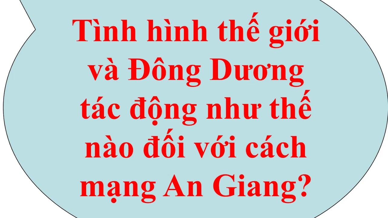Lịch Sử 9 lịch sử địa phương An Giang   cô Tuyết