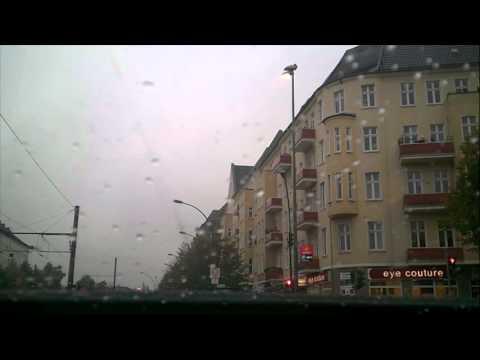 Berlin: Pankow, Alexanderplatz, Unter den Linden - Oct 16, 2015