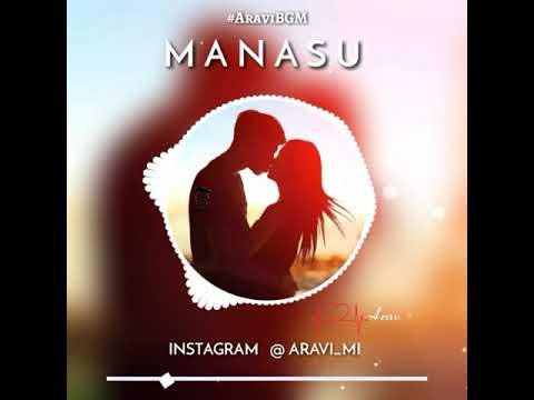 Manasu (Kodiyile Maligai Poo) Song Cover / Best Love Whatsapp Status Video