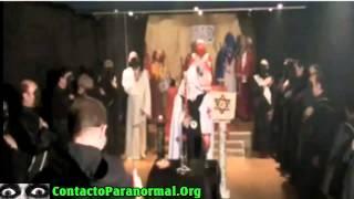 Orden Hermética del Alba Dorada Angeles y demonios