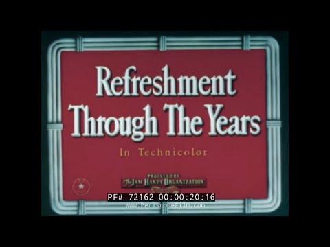 HISTORY OF COCA COLA TECHNICOLOR DOCUMENTARY from 1939 WORLD'S FAIR 72162