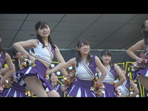 Cheerleading チア 上智大学インカレチアダンスサークル JESTY① オープニング G.R.L. Vacation