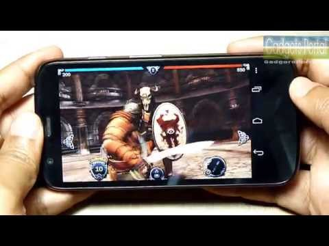 Motorola Moto G super hardcore Gaming Review