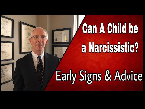 Can A Child be Narcissistic? Early Signs & Advice