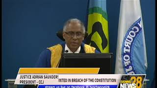 GECOM CHAIR WAS APPOINTED IN BREACH OF THE CONSTITUTION