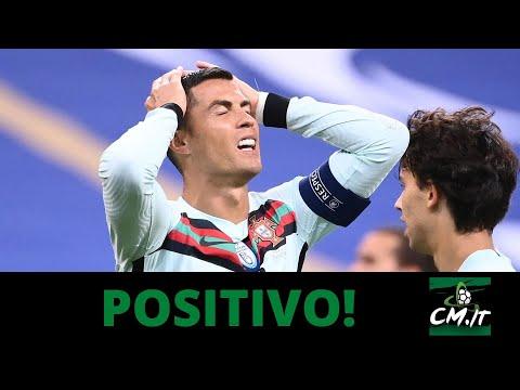 Cristiano Ronaldo positivo: ecco le partite che dovrebbe saltare!