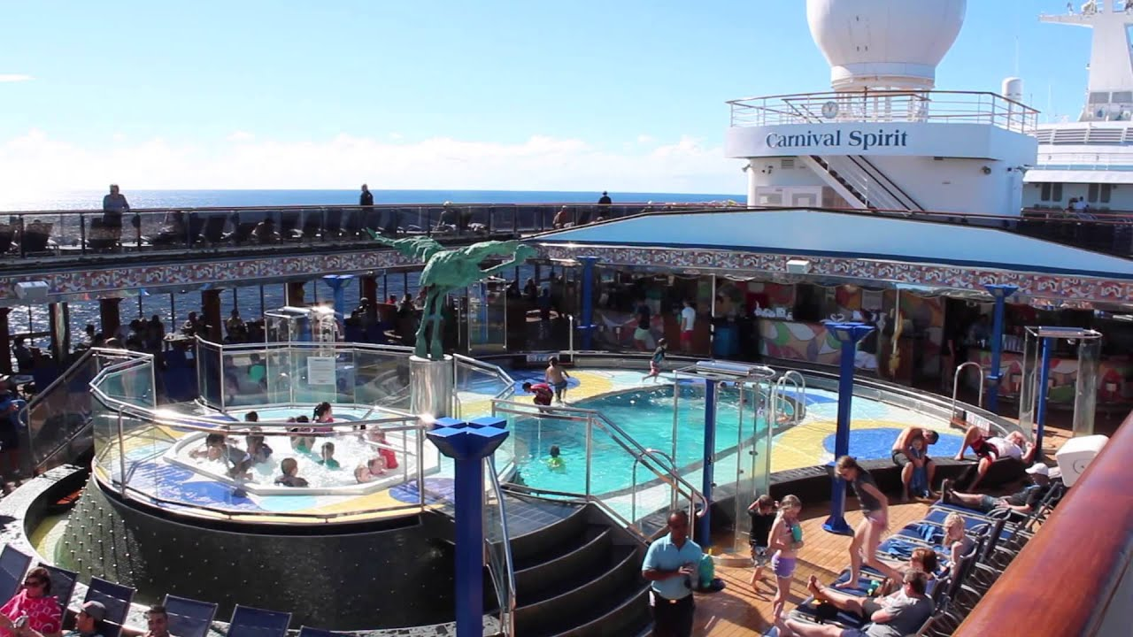 Carnival Cruise Pacific Islands