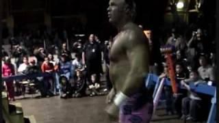 Billy Gunn vs Brody Steele - Part 1