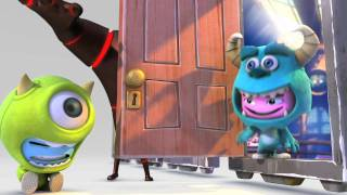 Disney Universe E3 Trailer featuring Monster