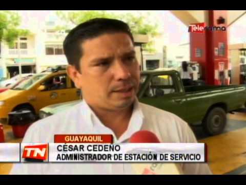 Hoy inició el cambio de gasolina Extra por Ecopaís
