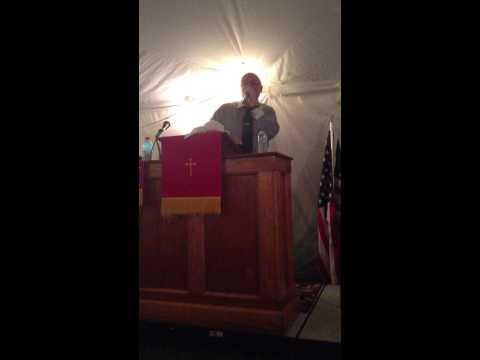 Pastor John Bradley