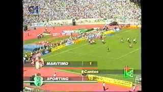 Sporting - Marítimo (Final da Taça de Portugal 1995)