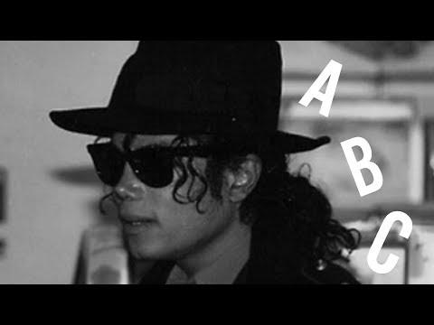 Learn The Alphabet With Michael Jackson