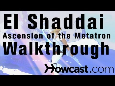 El Shaddai Walkthrough Part 30: The Cry of Armaros (3 of 4)