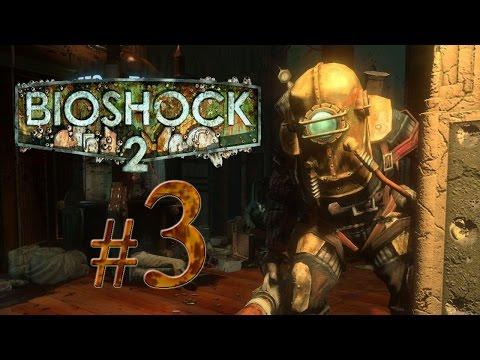 Bioshock 2 -Ep 3- El parque de atracciones