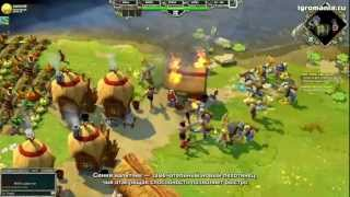 age of Empires Online - Trailer RU