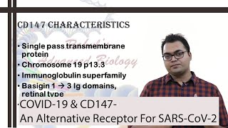 COVID-19 and CD147 - An Alternative Receptor For SARS-CoV-2