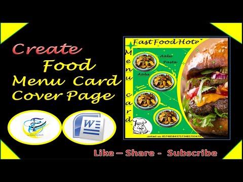 food-menu-card-:-ms-word