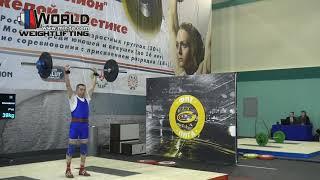 ЗУБОВ/ZUBOV (62,М-85) 26-28-30R/39-43-47R. Russian Championships Masters 02-06.03.2016