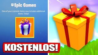 FREE Save the World Items & Get Gift in Shop! - Fortnite Battle Royale English