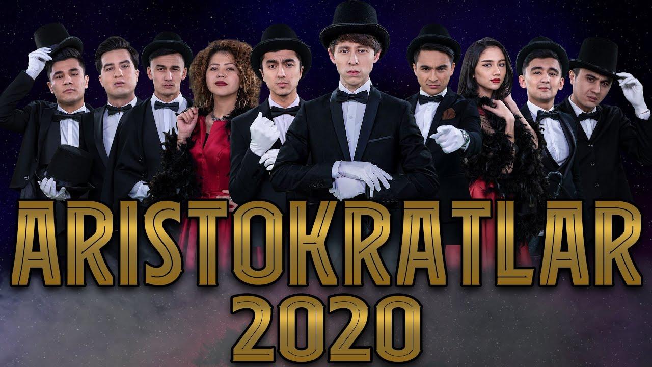 Aristokratlar  shou 2020 23-may soat 20.00 da  konsert Triller