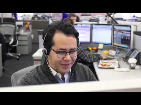 Carlo's Experience Working in Bloomberg's Global Data