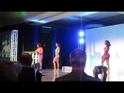 Miss New Jersey USA 2014 Swimsuit - Mallory