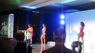 Miss New Jersey USA 2014 Swimsuit - Mallory