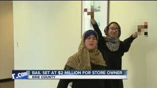 Buffalo store owner accused of trading food stamps for money