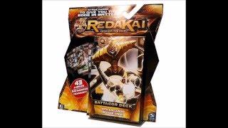 Unreleased Redakai Sets