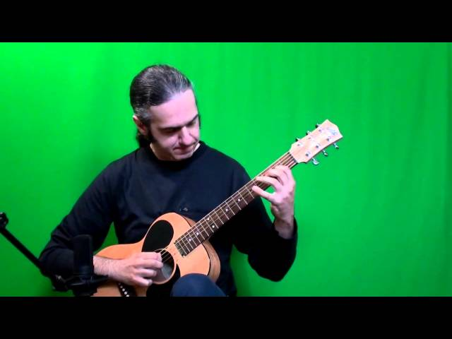MARCELLO ZAPPATORE plays NUAGES by DJANGO REINHARDT