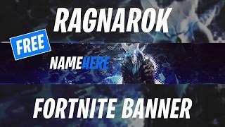 Speedart | Ragnarok Fortnite Banner FREE