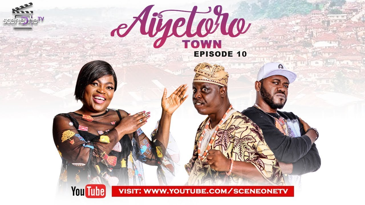 Download Aiyetoro Town Episode 10 -  GUARDED