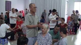 VDPHT, DDM. Phóng Sự Thiền Đường Cần Thơ. Reportage activities @ Can Tho Center