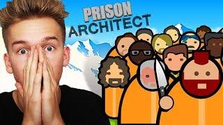 BUDUJE WŁASNE WIĘZIENIE?  - Prison Architect #1